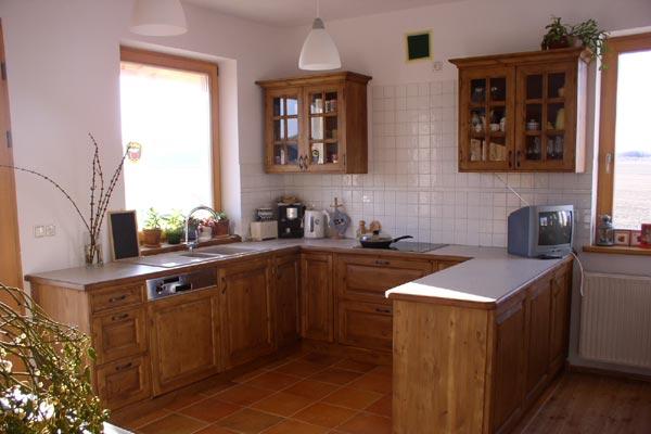 Kuchnia z drewna