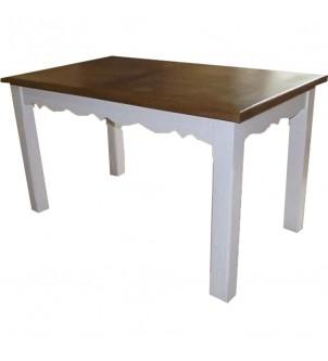Stół z drewna 160x90
